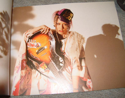 J Xyz Miyavi This Iz Japanese Kabuki Rock Tour Pamphlet 2 Only